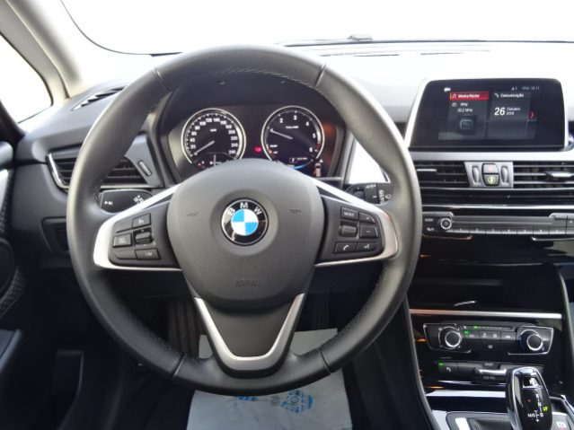 BMW 216 Gran Tourer D 7L Advantage Auto (5p) cheio