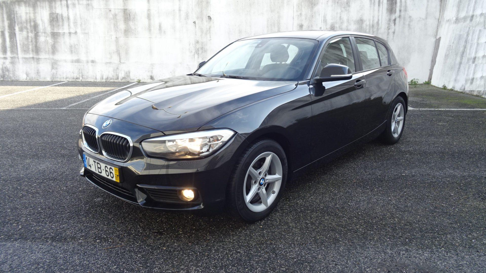 BMW 116 D Efficient Dynamics (5p)