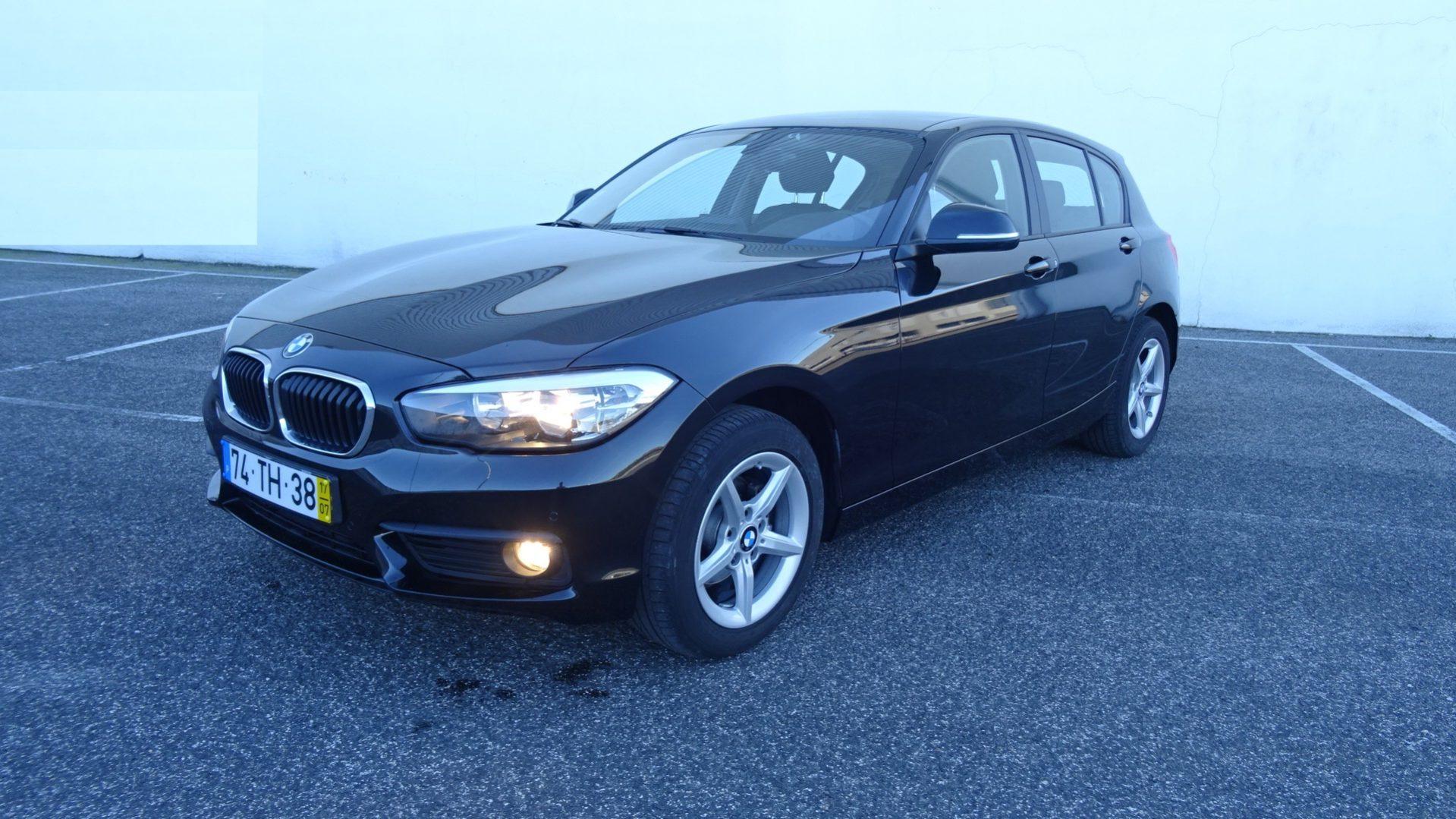 BMW 116 D Efficient Dynamic Advance AUT./GPS (5p)