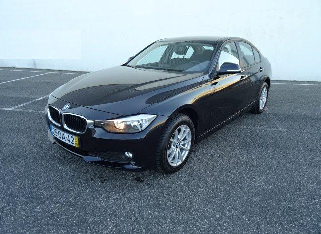 BMW 318 D Efficient Dynamics Automático (4p)