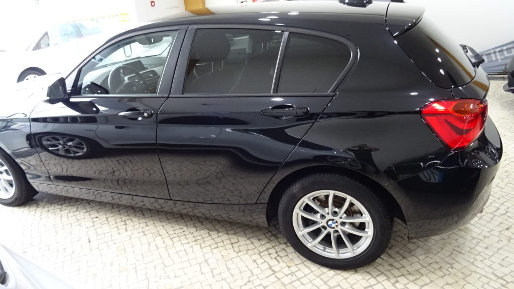 BMW 116 D Efficient Dynamic AUT. (116cv, 5p) cheio