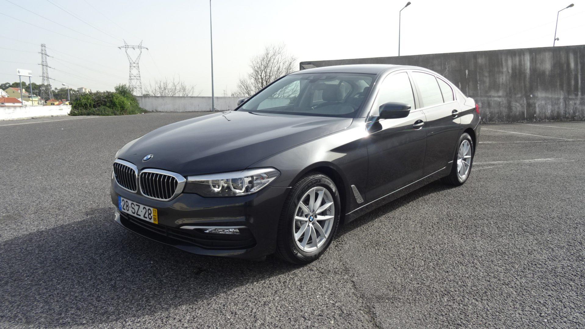BMW 520 d Line Sport Aut. (4p)