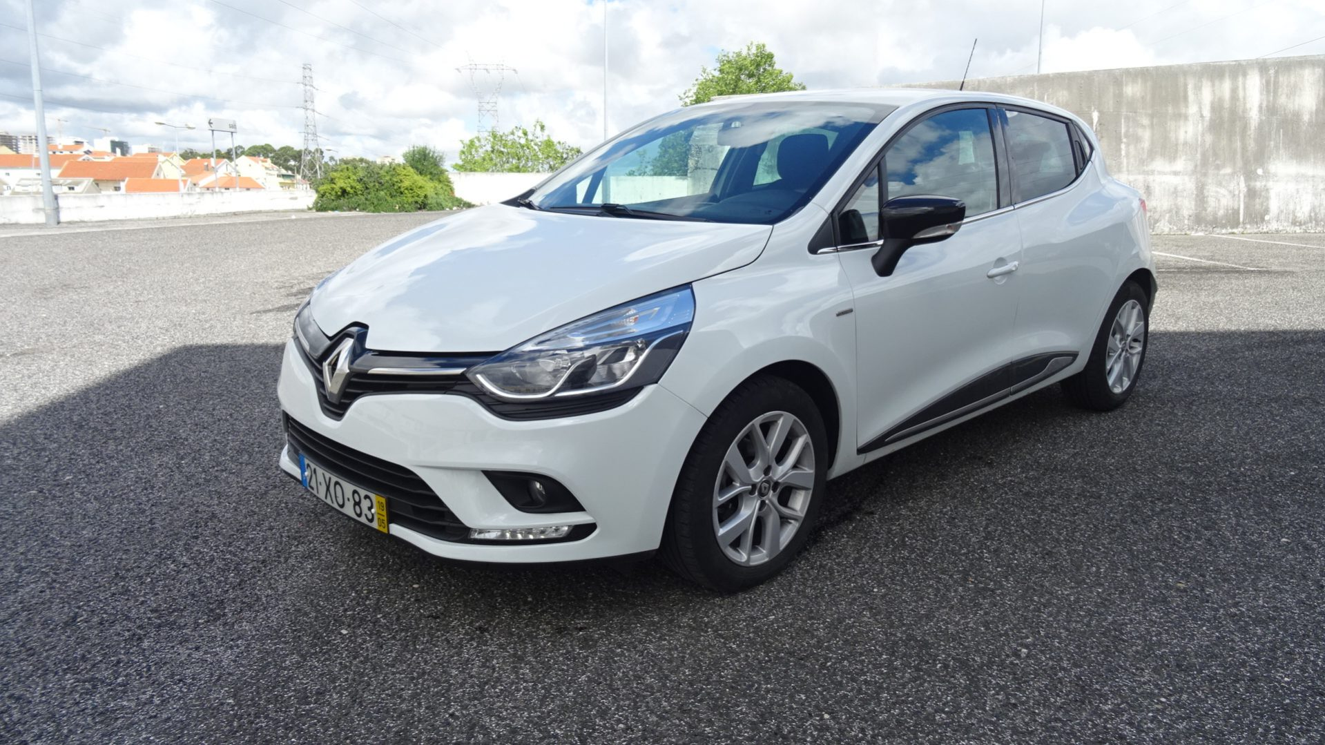 RENAULT Clio 0.9 TCe Limited Edition GPS (5p)
