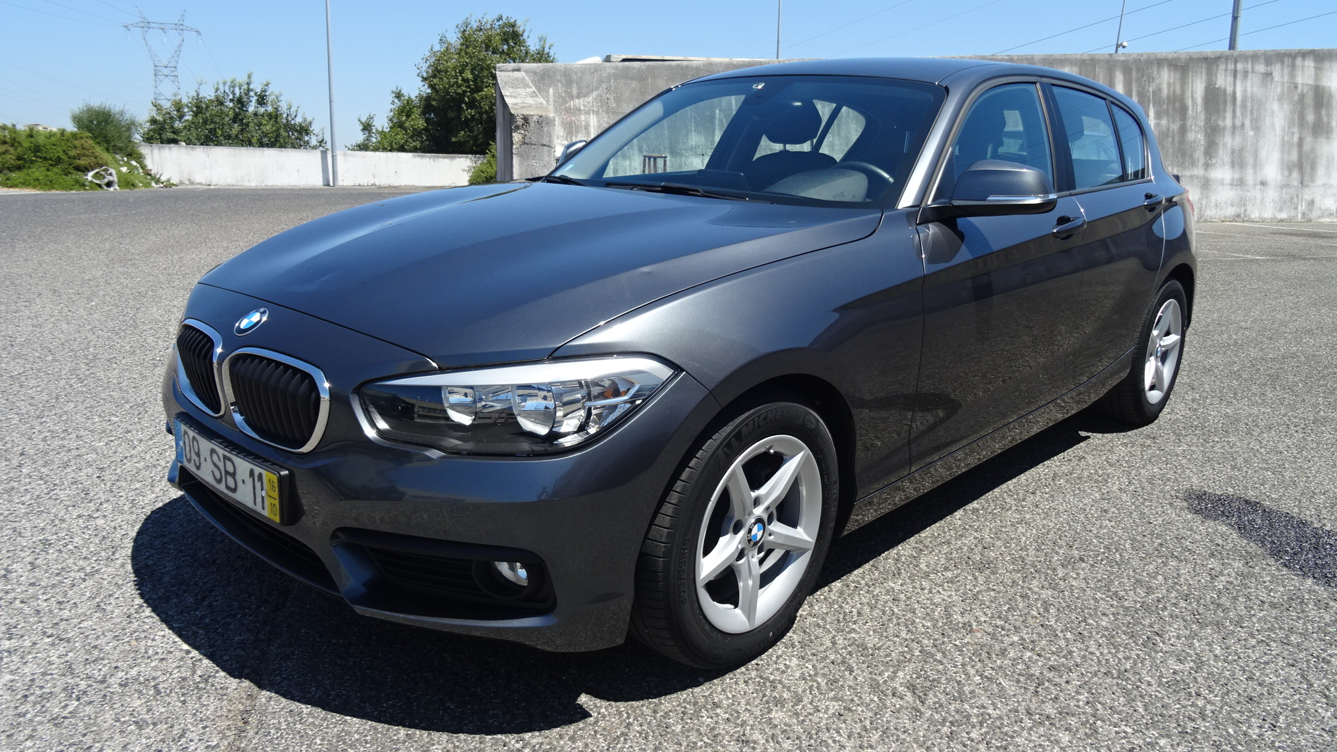 BMW 116 d Efficient Dynamics Advance (5p)