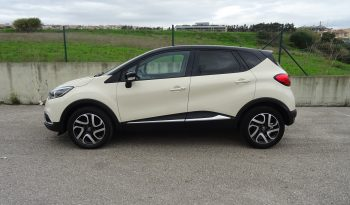 RENAULT CAPTUR 1.5 DCI EXCLUSIVE (5P) cheio