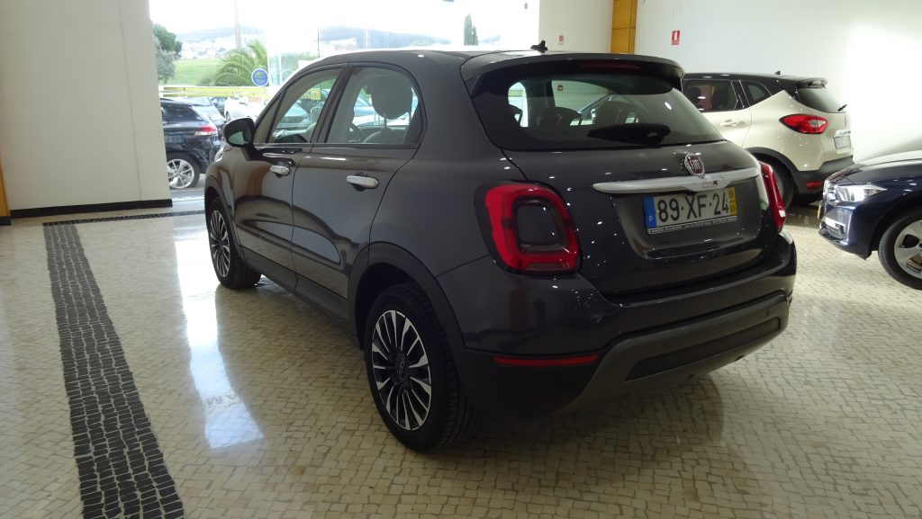 Fiat 500X 1.0 Turbo FireFly City Cross cheio