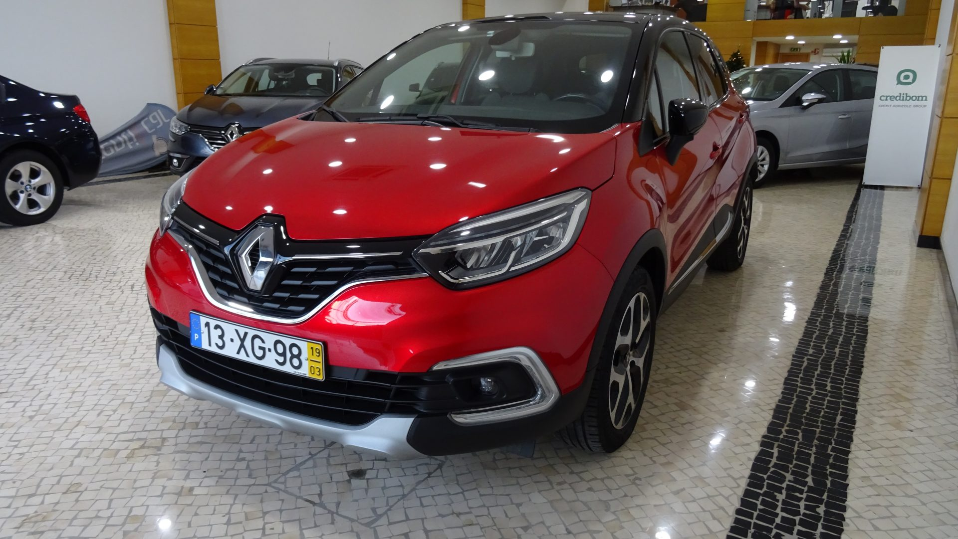 RENAULT CAPTUR 0.9 TCE EXCLUSIVE (5P)