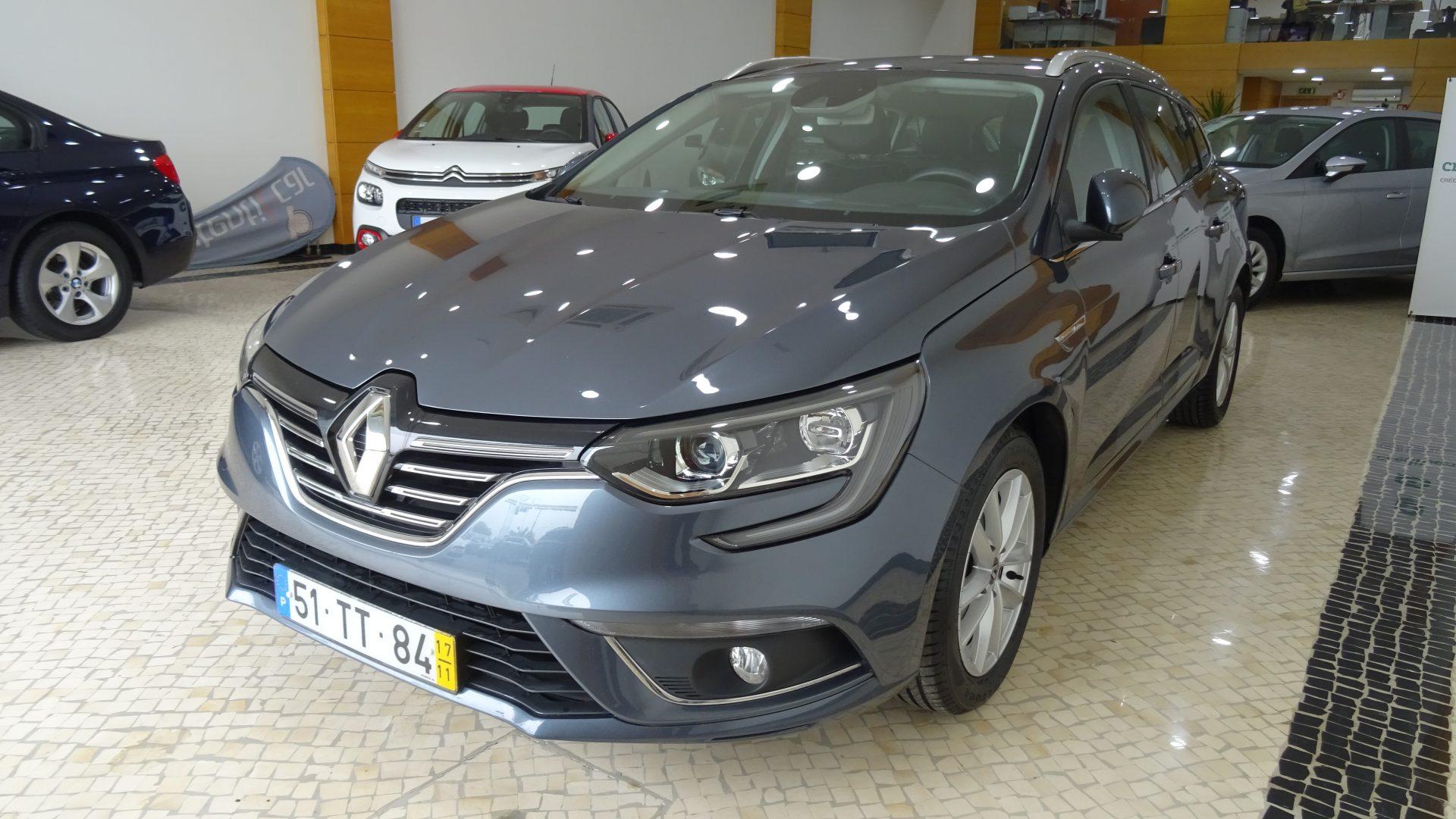 Renault Megane 1.5 DCi Sport Tourer Intense