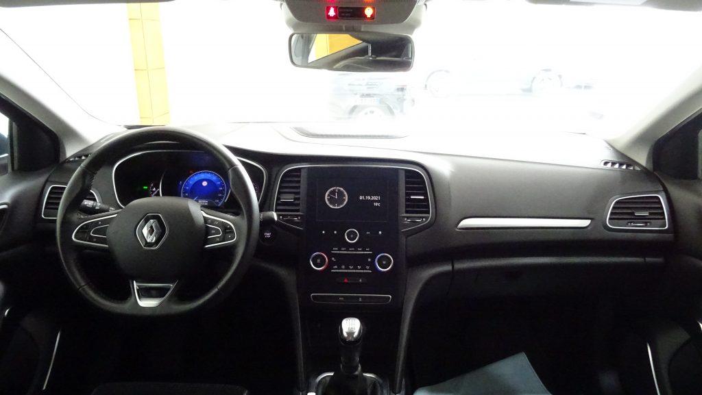 Renault Megane 1.5 DCi Sport Tourer Intense cheio