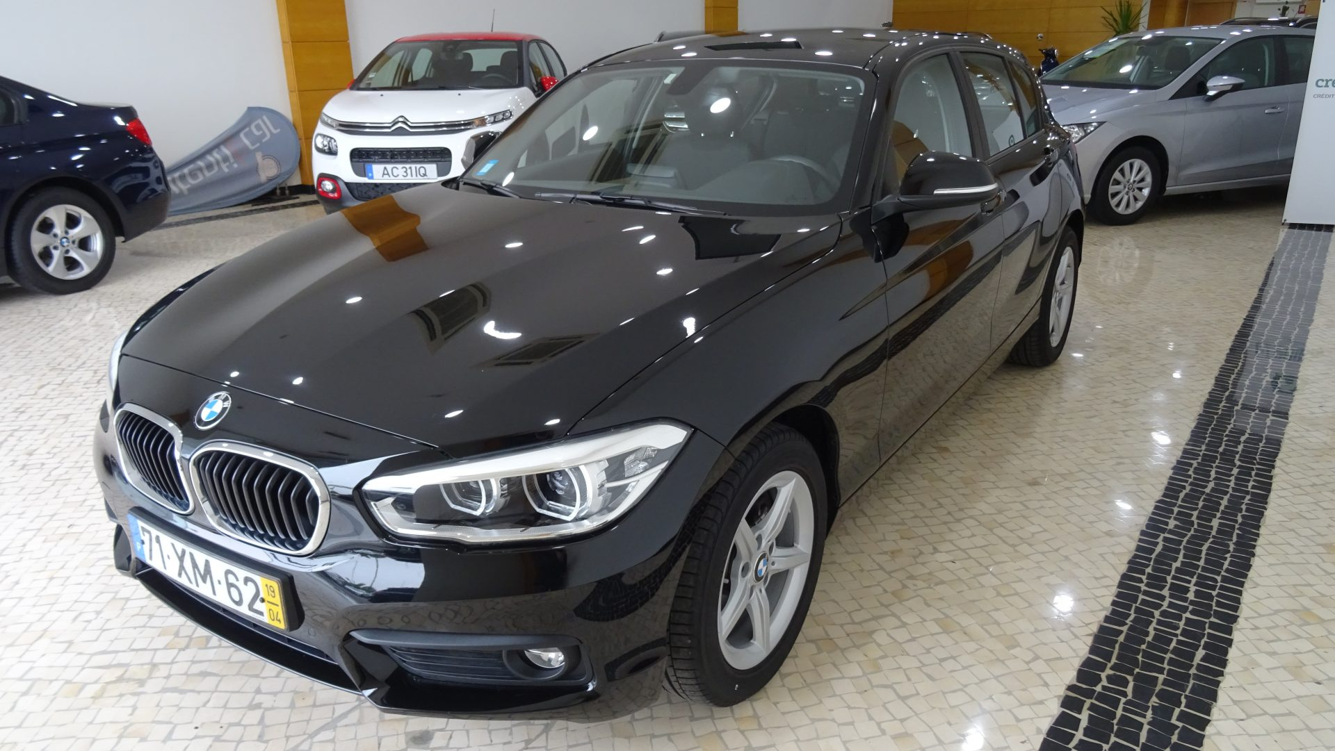 BMW 116d Corporate Edition