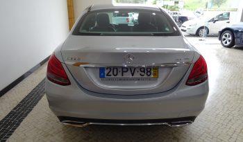 Mercedes Benz C 220d Bluetec Avantgarde cheio
