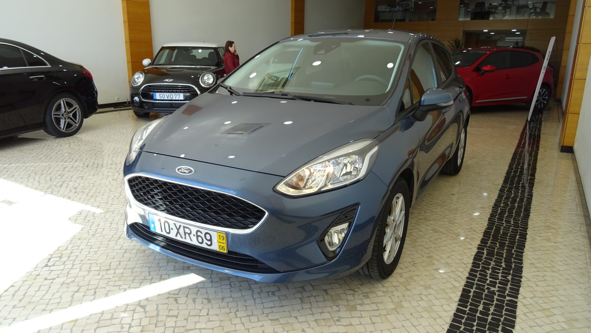 Ford Fiesta 1.1 Ti-VCT Business  (5P)