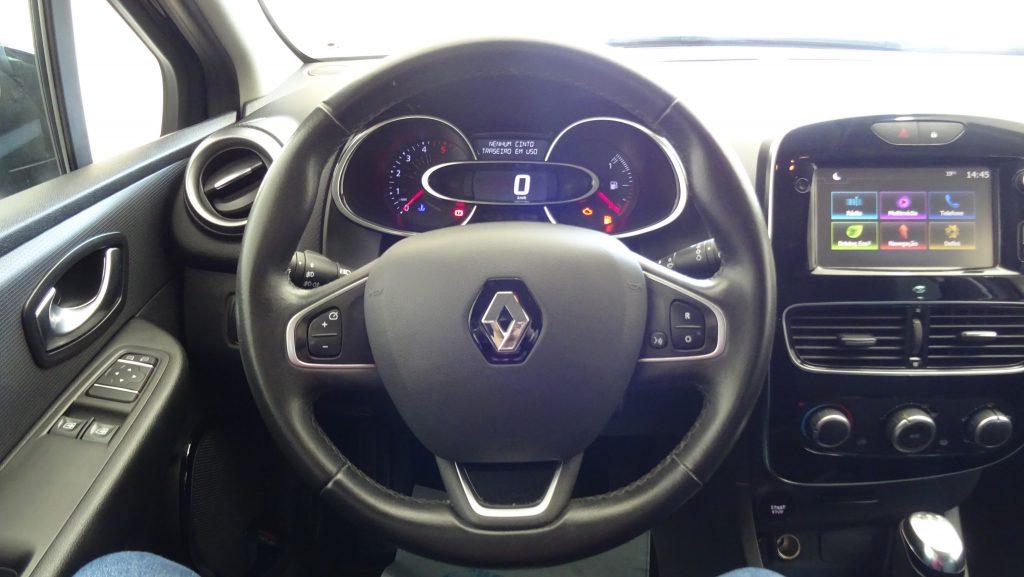 Renault Clio 1.5 dCI Limited (5P) cheio