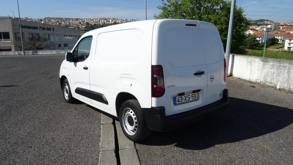 Opel Combo 1.6 CDTi 75cv (3 Lgs) cheio