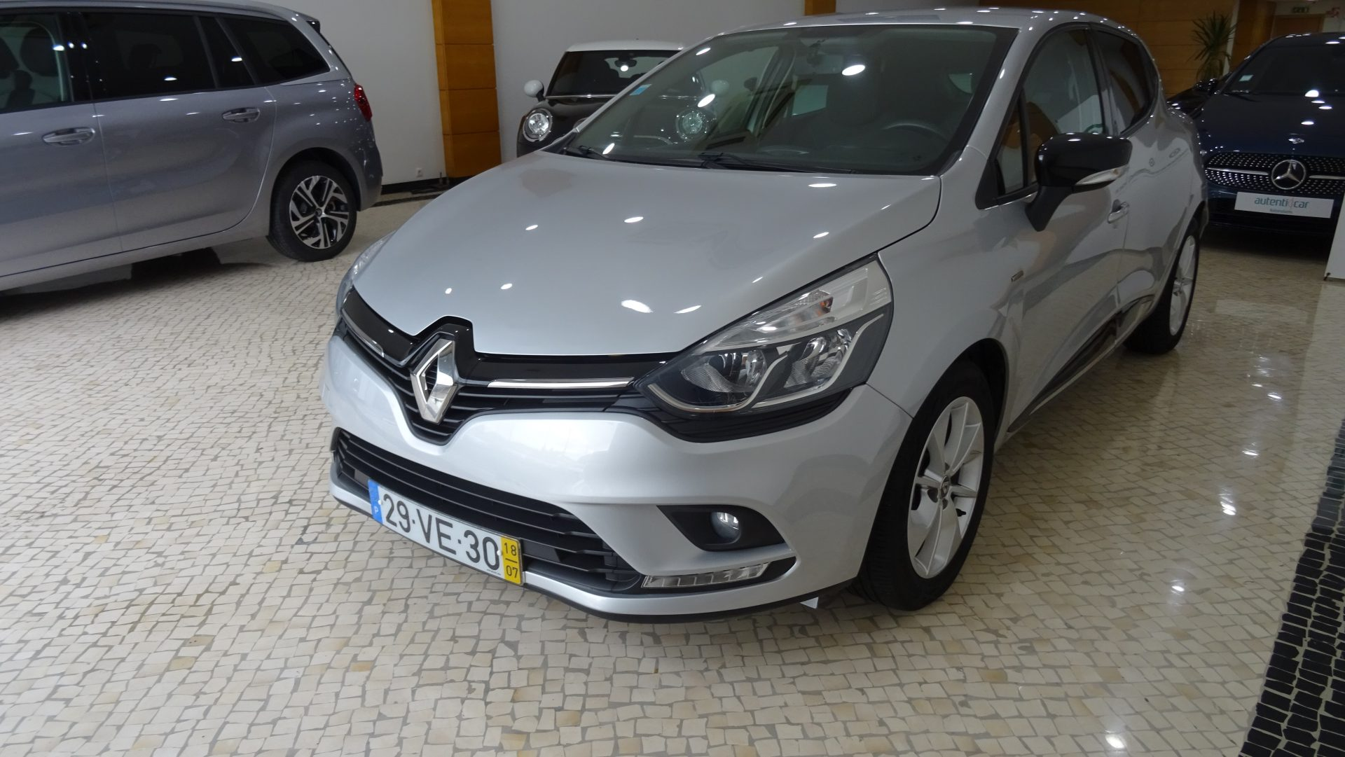 RENAULT CLIO 1.5 DCI LIMITED GPS (5P)