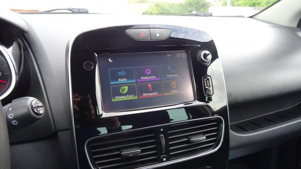 RENAULT CLIO 1.5 DCI LIMITED GPS (5P) cheio